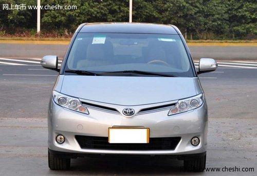 2013款丰田普瑞维亚 天津现车低价促销 高清图片
