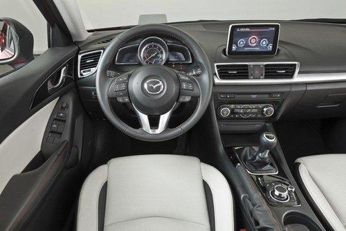 2014款马自达3轿车官图 1.5L引擎/配6AT