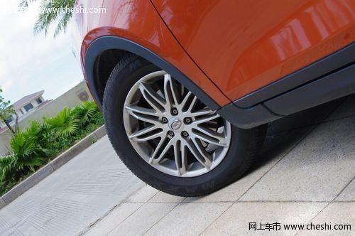 叫板合资车型 汕头传祺GS5尊贵版