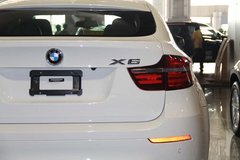 宝马X6美规版  白车棕内心动尝鲜价76万