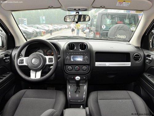 太原jeep吉普指南者优惠1.5万 现车供应高清图片