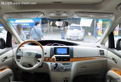 2013款丰田普瑞维亚 天津现车狂甩促销 高清图片