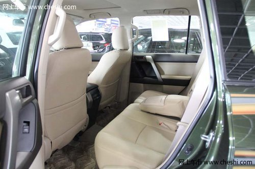 丰田霸道4000改装 成本价回馈新老客户高清图片