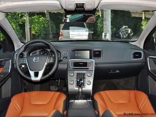 沃尔沃V60全系现金优惠5千 最佳进口运动车