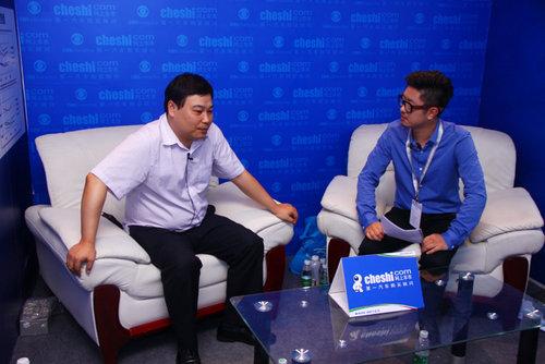 车市专访融昌汽车销售公司品牌总监王维