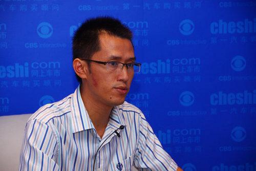 车市专访东风雪铁龙成都区域经理杨帆