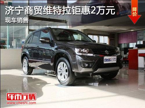 济宁世纪商贸维特拉最高钜惠20000元 现车销售