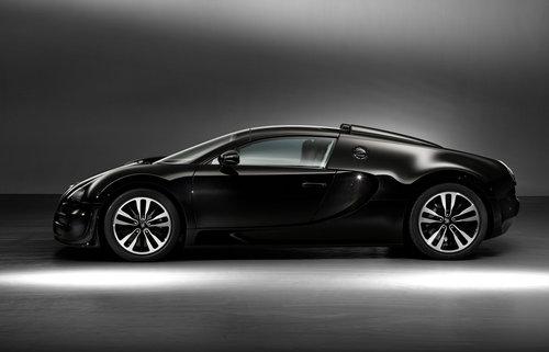 法兰克福新车速递 布加迪威航传奇新版