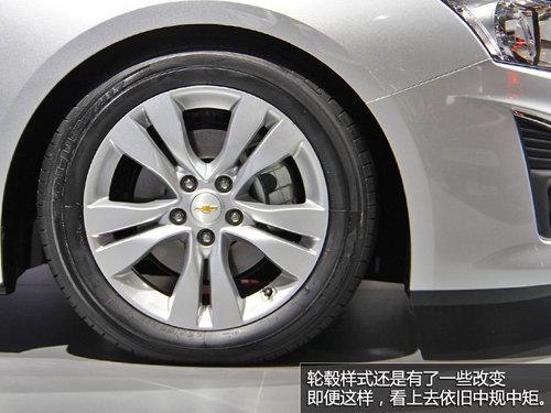 清明踏青新车促销 2014款雪佛兰科鲁兹三厢最高优惠4万高清图片