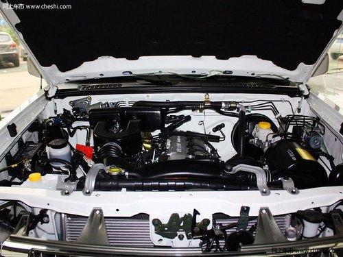 日产帕拉丁现金优惠2千元 硬派SUV鼻祖