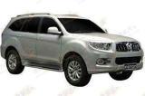 福田首款SUV将于广州车展亮相 或12万起