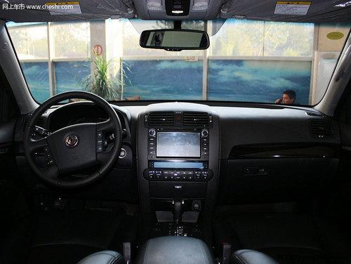 进口起亚霸锐现金优惠2万 韩系全尺寸SUV