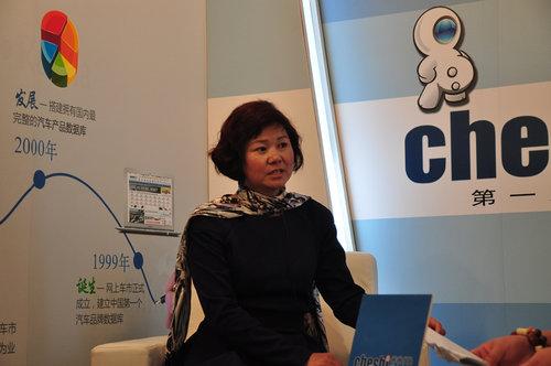 专访一汽丰田销售有限公司公关总监马春平