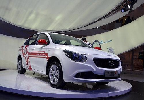 广汽传祺GA3智慧版上市 售价10.68万元