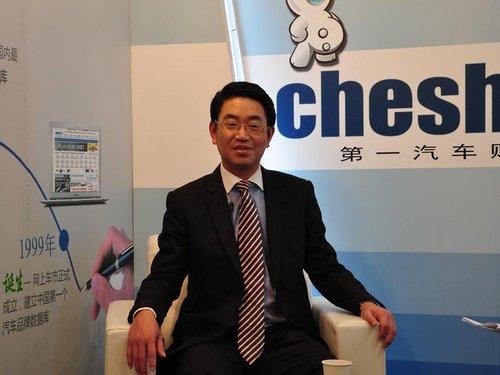 专访东风本田执行副总经理陈斌波