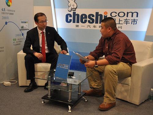 专访东风雪铁龙市场部副部长赵天阳