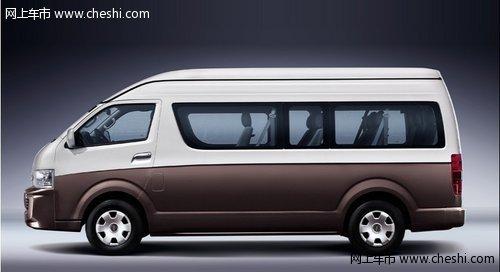 新概念商旅车—金杯大海狮L领航版荣耀上市