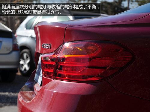 3加2等于4 宝马435i Coupe四驱到店实拍