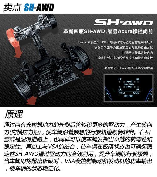 精密仪器 试驾体验讴歌新MDX3.5L豪华版