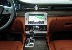 玛莎拉蒂携手杰尼亚打造  总裁V6限量版