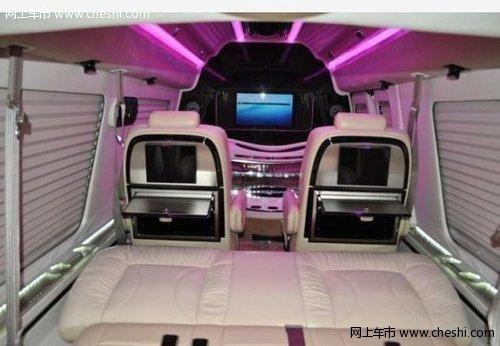 新款GMC豪华商务房车 您的陆上豪仓座驾