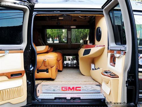 GMC商务之星现车到店 低价感受超大舒适