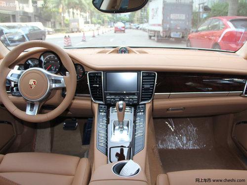 保时捷帕纳梅拉中规  现车最高优惠30万