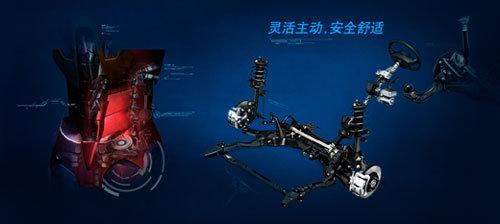 钢铁侠cx-5 2.5l豪华装备让你畅享智能图片