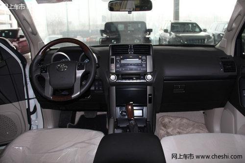 新款丰田霸道2700  焕然一新魅力特惠中