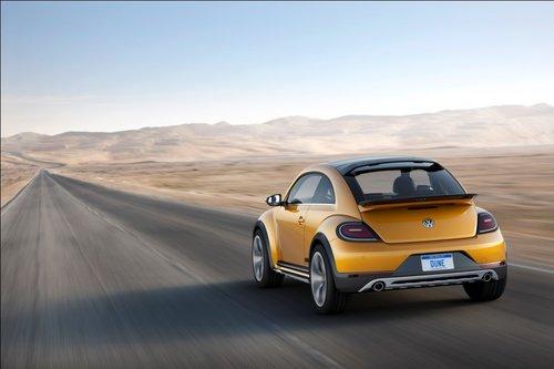 甲壳虫Dune 2014北美国际车展全球首发