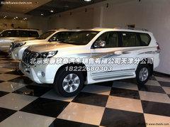 2013/14款中东版丰田霸道2700 颜色齐全