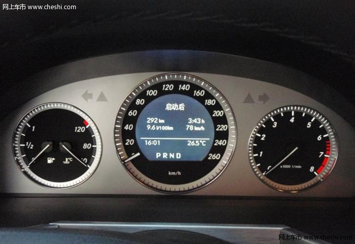 奔驰glk300油耗 高清图片
