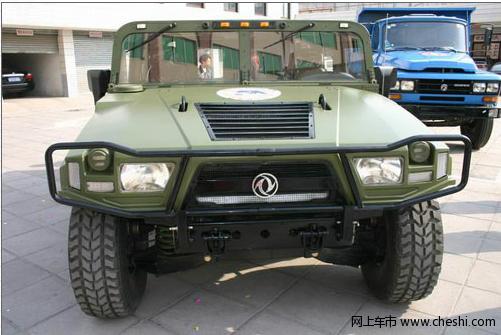 东风猛士军用版售价50万元,民用型东风悍马售价80万元