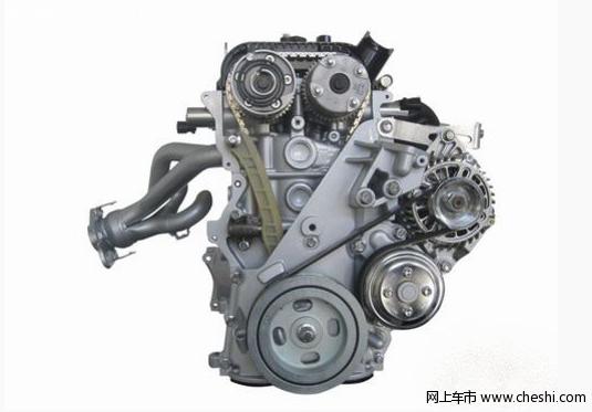海马丘比特汽车获年度十佳发动机奖强壮 中国心高清图片