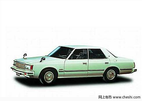 日系中高级轿车代表 丰田皇冠历史简介