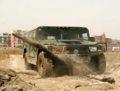 猛士越野车可防12.7毫米穿甲弹(图)