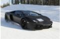 兰博基尼Aventador敞篷跑车,搭载Coupe动力传动系统