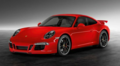 保时捷推911性能套件 动力提升