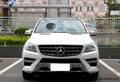 奔驰ML350柴油版 天津最新报价77万
