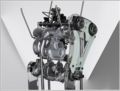 进口宝马5系发动机