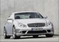 外观大气 售价168万 梅赛德斯-奔驰CLS63 AMG上市