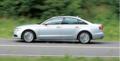 进口奥迪A6 hybrid 混合动力系统发挥作用