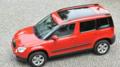 性能全面斯柯达紧凑SUV 2013国产