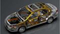 质量可靠奇瑞瑞麒G3荣获C-NCAP五星安全认证