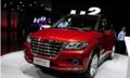 性能出色哈弗H2将在11月开幕广州车展中正式上市