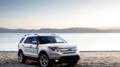 高性能舒适SUV福特探险者