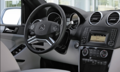 外观、内饰全升级—奔驰发布小改款M级