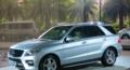 新奔驰M级越野车上市 售89.8-99.8万元