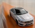 梅赛德斯-奔驰CLA轿车开创新的细分市场
