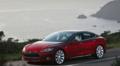 Tesla Model S纯电动车正式发布